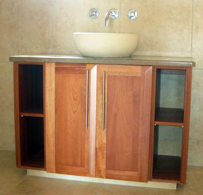 Linad creations dream kitchens built in cupboards and for Bathroom cabinets co za